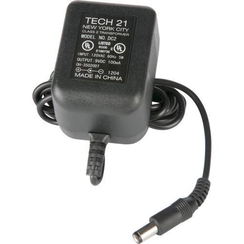 TECH 21  DC2 Power Supply for Tech 21 Pedals DC2
