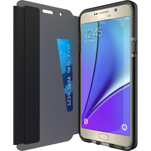 Tech21 Evo Wallet Case for Galaxy Note 5 (Black) T21-4479