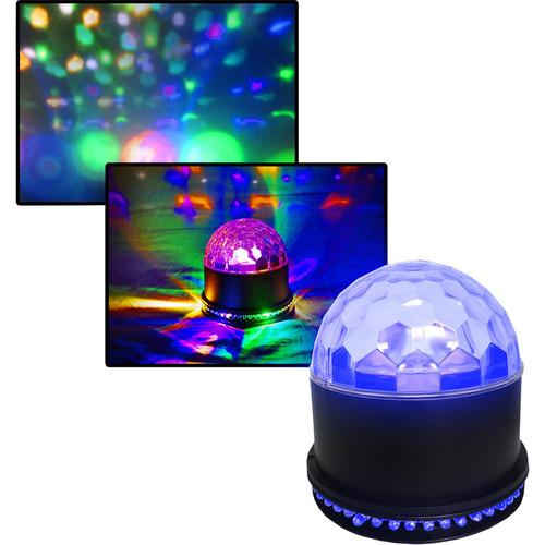 Technical Pro Magnetic Rechargeable Party Starburst Light LG360B