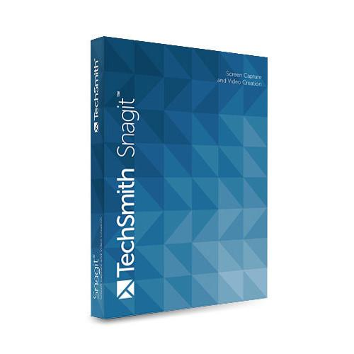 TechSmith Snagit Academic (Download) SNAGAV01-12-E