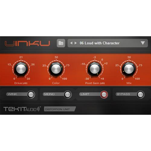 Tek'it Audio Uinku - Distortion Plug-In (Download) 11-31279