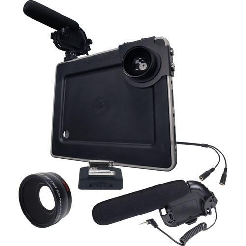 THE PADCASTER Padcaster Bundle for iPad Mini, Mini 2/3 PCMCPS001