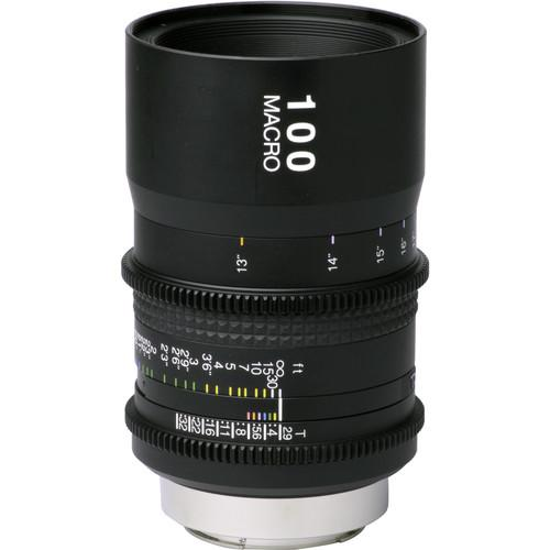 Tokina Cinema AT-X 100mm T2.9 Macro Lens with Canon EF TC-M100EF