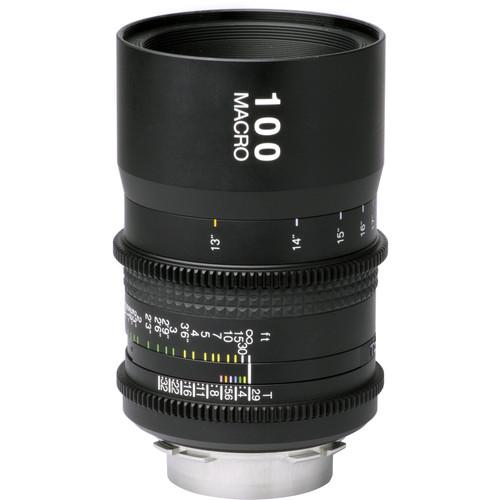 Tokina Cinema AT-X 100mm T2.9 Macro Lens with PL Mount TC-M100PL