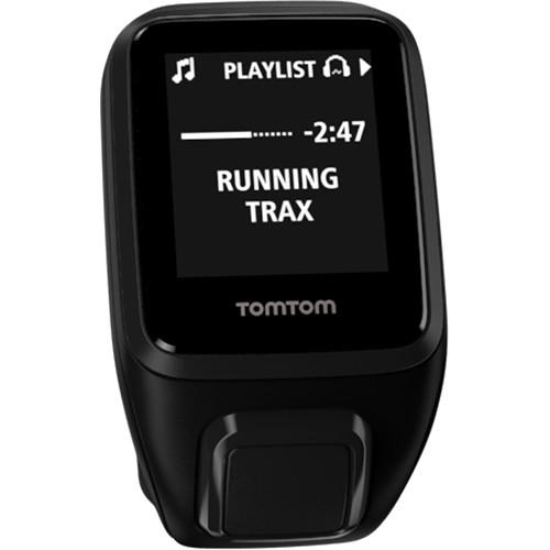 TomTom Spark Music Fitness Watch (Black, Small) 1REM00203