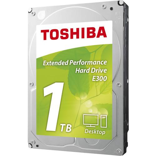 Toshiba E300 Desktop 5,700 rpm Internal Hard Drive HDWA110XZSTA