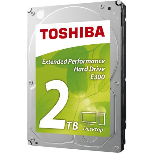 Toshiba E300 Desktop 5,700 rpm Internal Hard Drive HDWA120XZSTA