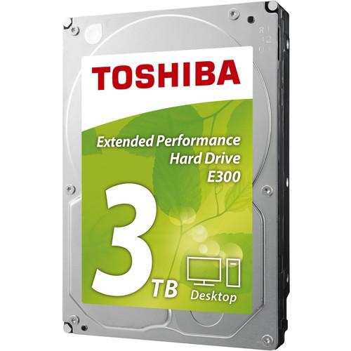 Toshiba E300 Desktop 5,940 rpm Internal Hard Drive HDWA130XZSTA