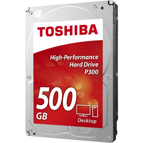 Toshiba P300 Desktop 7,200 rpm SATA Internal Hard HDWD105XZSTA