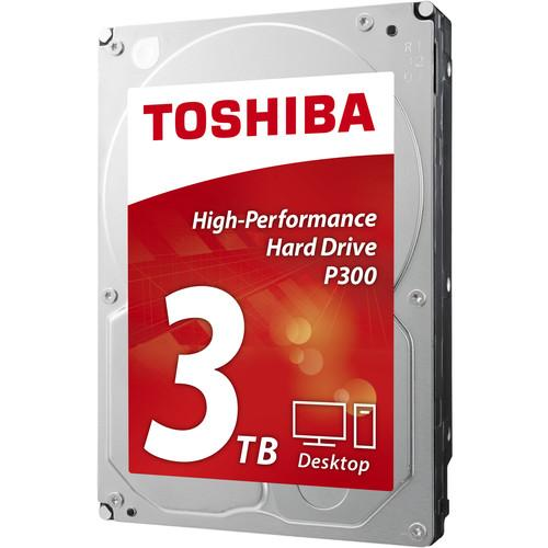 Toshiba P300 Desktop 7,200 rpm SATA Internal Hard HDWD130XZSTA