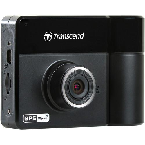Transcend DrivePro 520 Car Recorder and GPS TS32GDP520M