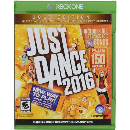 Ubisoft Just Dance 2016 Gold Edition (Xbox One) UBP50421065