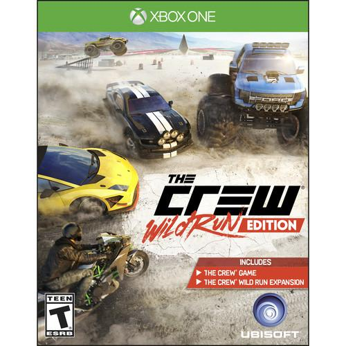 Ubisoft The Crew Wild Run Edition (Xbox One) UBP50401080