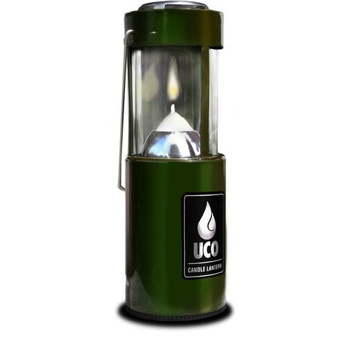 UCO Original Candle Lantern (Anodized Green) L-AN-STD-GREEN