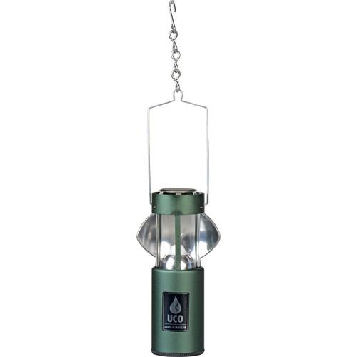 UCO Original Candle Lantern Kit (Anodized Green) L-AN-KIT-GREEN