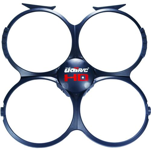 UDI RC Body Shell for U818A-1 Quadcopter (Blue) U818A-1-03