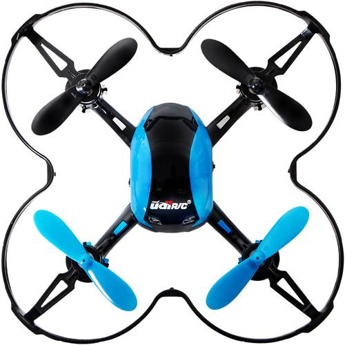 UDI RC  U839 Nano Quadcopter (Blue) U839(BLUE)
