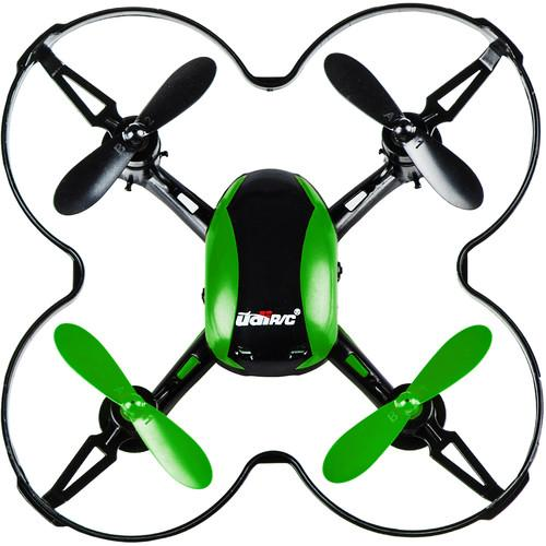 UDI RC  U839 Nano Quadcopter (Green) U839(GREEN)