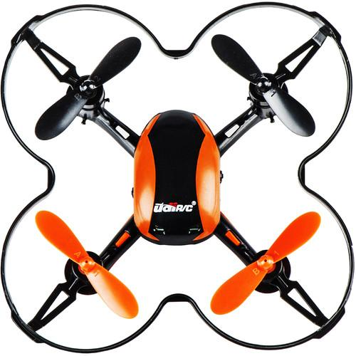 UDI RC U839 Nano Quadcopter (Orange) U839(ORANGE)