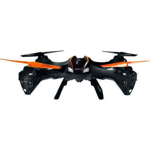 UDI RC U842 FALCON Quadcopter with HD Camera (Black) U842