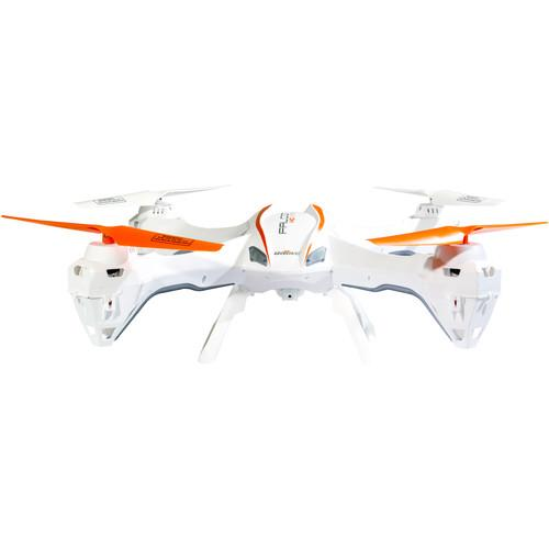 UDI RC U842 FALCON Quadcopter with HD Camera (White) U842