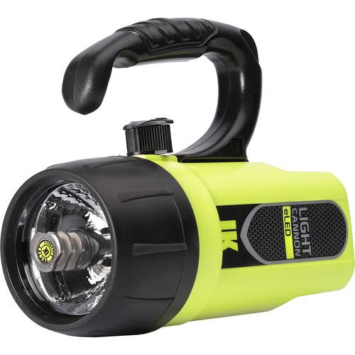 UKPro Light Cannon eLED Dive Light with Lantern Grip 44653
