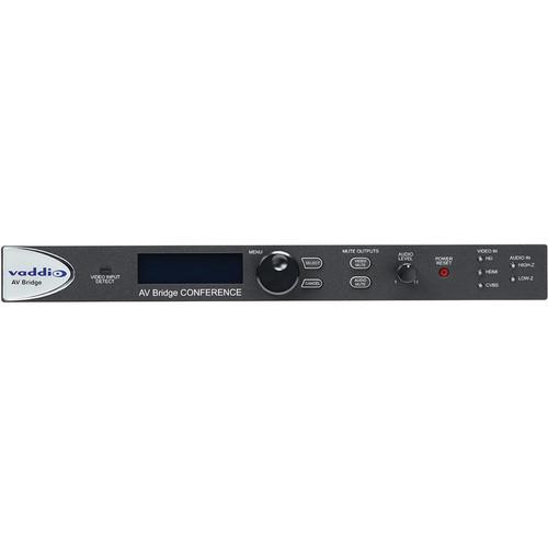 Vaddio AV Bridge CONFERENCE HD Audio/Video Encoder 999-8215-000