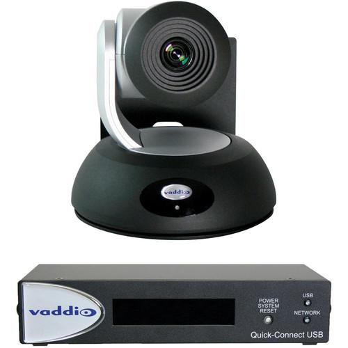 Vaddio RoboSHOT 12 QUSB System (International) 999-9909-001