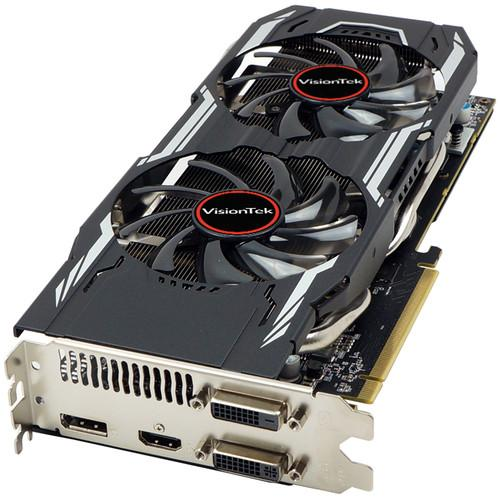 VisionTek  Radeon R9 380X Graphics Card 900845