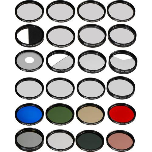 Vivitar  58mm 24-Piece Filter Kit VIV-FK24-58