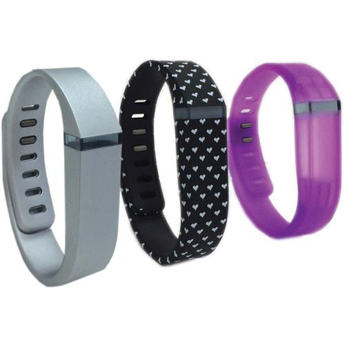 Voguestrap Smart Buddie Replacement Bands for Fitbit 1800-1001S