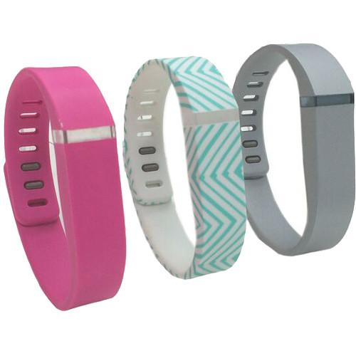 Voguestrap Smart Buddie Replacement Bands for Fitbit 1800-1601S