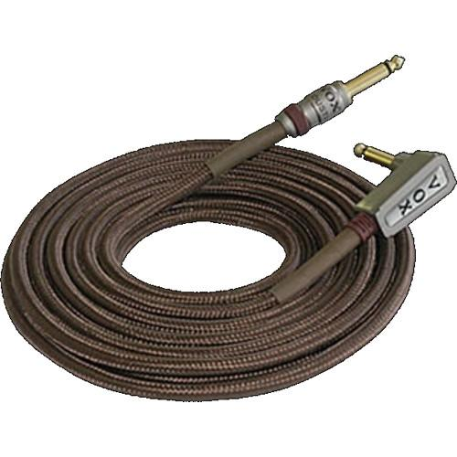 VOX Class A Acoustic Guitar Cable (19.5', Brown) VAC19