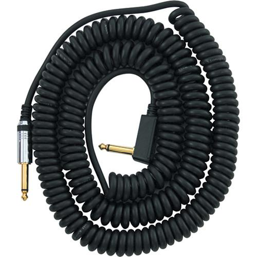 VOX VCC Vintage Coiled Cable (29.5', Black) VCC090BK