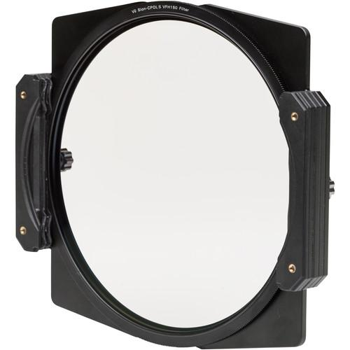 Vu Filters 150mm Filter Holder and Sion Circular VFHSCPOL150