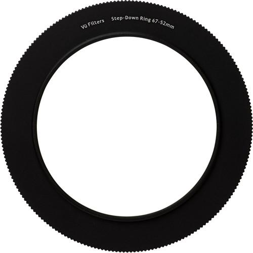 Vu Filters 67-52mm Step-Down Ring for VFH75 Filter VSTR6752