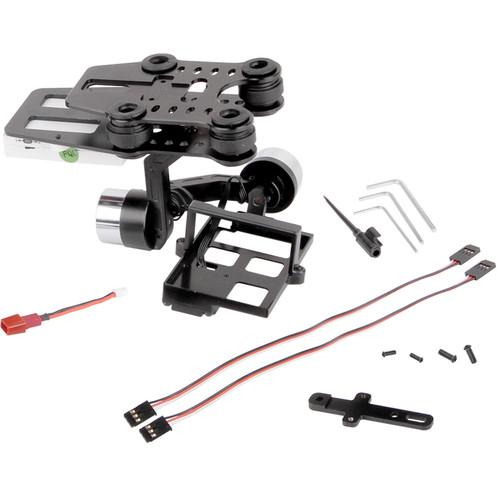 Walkera G-2D 2 Axis Brushless Gimbal for iLook / GoPro HERO3