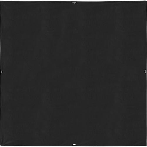 Westcott Scrim Jim Cine Solid Black Block Fabric (8 x 8') 1787