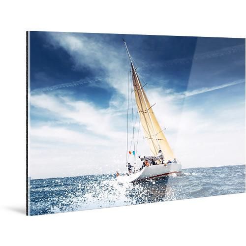 WhiteWall Large, Panoramic-Format Face-Mounted 39AFMGQ1040P25990