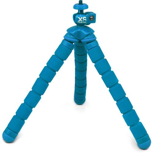 XSORIES Bendy Monochrome Tabletop Tripod (Blue) BNDY3A004