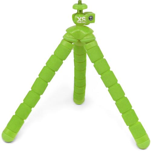 XSORIES Bendy Monochrome Tabletop Tripod (Green) BNDY3A005