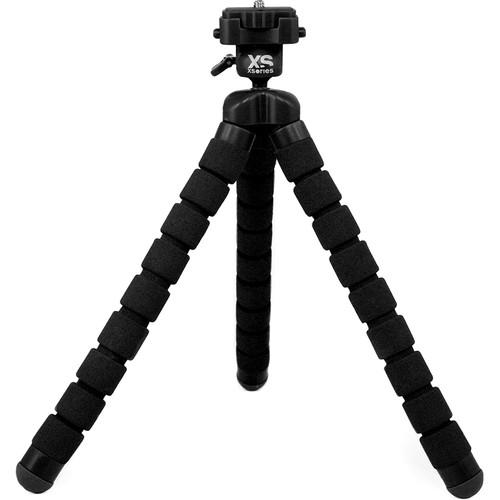 XSORIES Big Bendy Monochrome Tabletop Tripod (Black) BNDY4A001