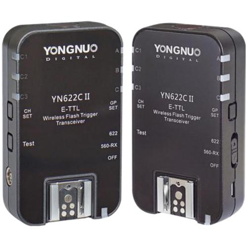 Yongnuo YN-622C II E-TTL Wireless Flash Transceiver YN-622C II
