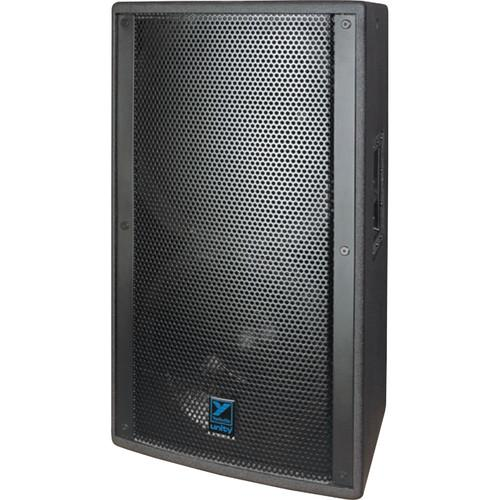 Yorkville Sound Unity Powered Series U15P 3-Way Active U15PB