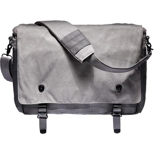 Able Archer  Laptop Satchel (Cement) ST-GREY