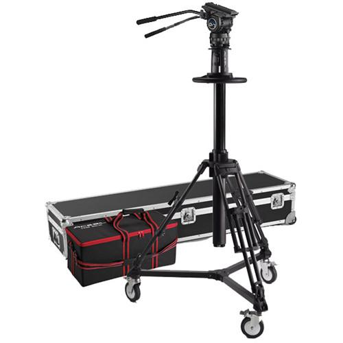 Acebil PD3800 Pedestal with Carrying Case, D5 Dolly, PDII-CH7