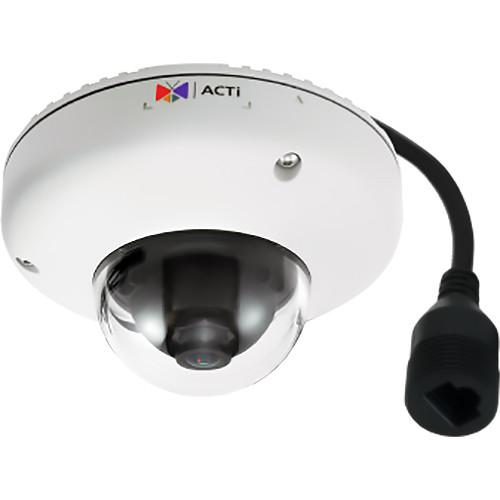 ACTi E936 2MP Outdoor Mini Dome Camera with Extreme WDR and E936
