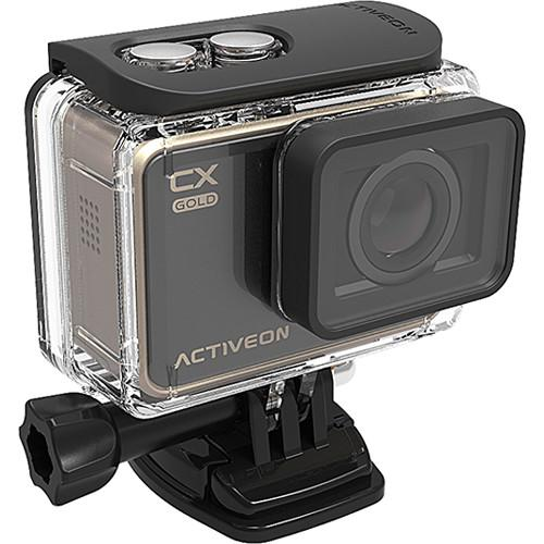 ACTIVEON  CX Gold Action Camera GCA10W