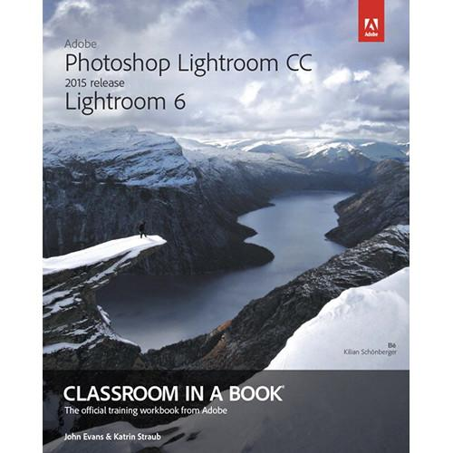 Adobe Press Book: Adobe Photoshop Lightroom CC / 9780133924824