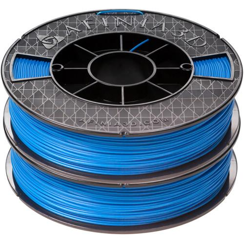 Afinia 1.75mm ABS Premium Filament for H-Series PREM500-ABS-BLUE